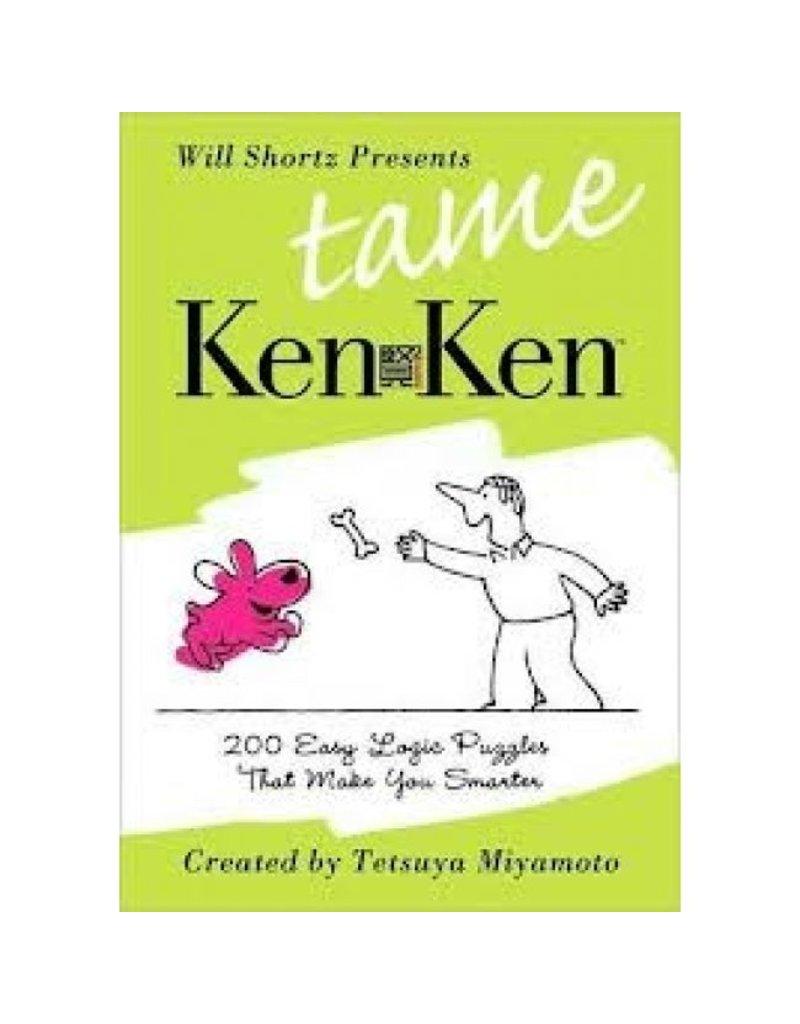 BODV Will Shortz Presents: Tame Kenken