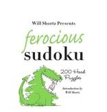BODV Will Shortz Presents: Ferocious Sudoku