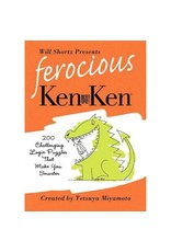 BODV Will Shortz Presents: Ferocious Kenken