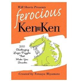 BODV Will Shortz Presents: Ferocious Kenken