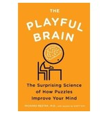 BODV The Playful Brain: The Surprising Science of How Puzzles Improve Your Mind (softcover)
