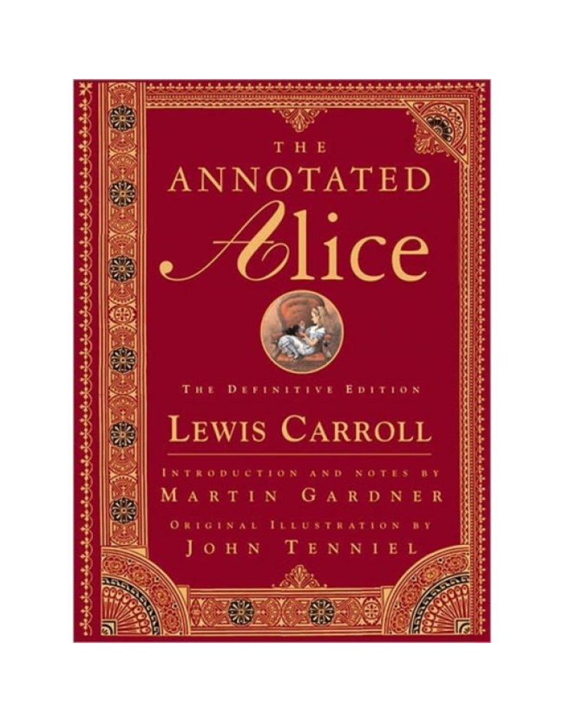 BODV The Annotated Alice: The Definitive Edition