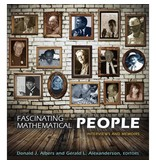 BODV Fascinating Mathematical People: A collection of informal interviews and memoirs