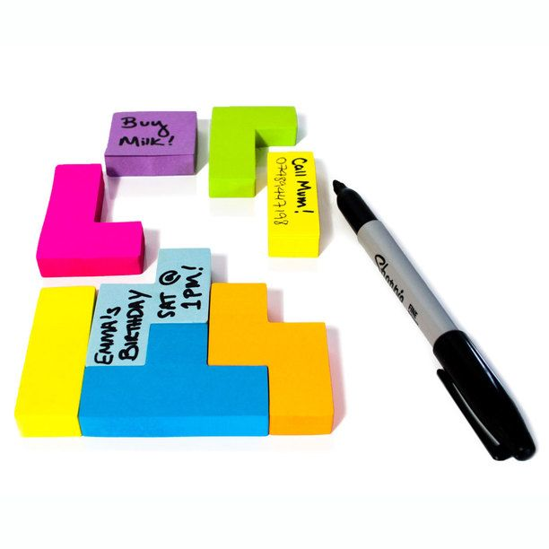 HOME Block Sticky Notes