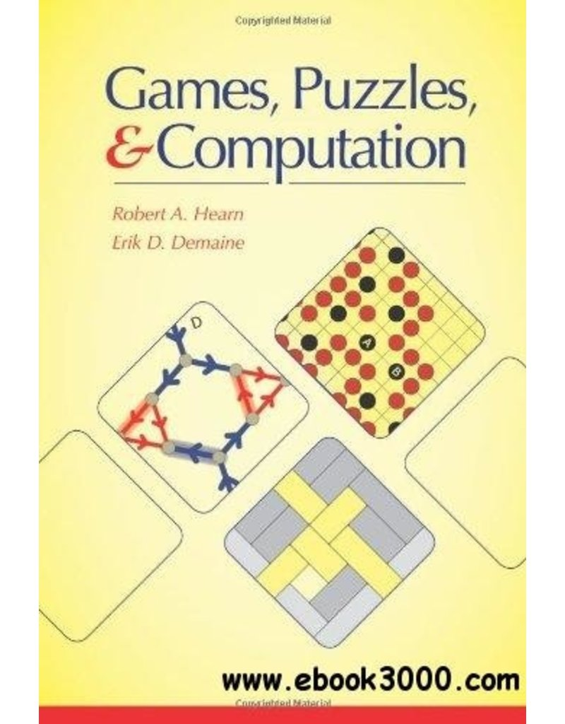 BODV Games, Puzzles and Computation