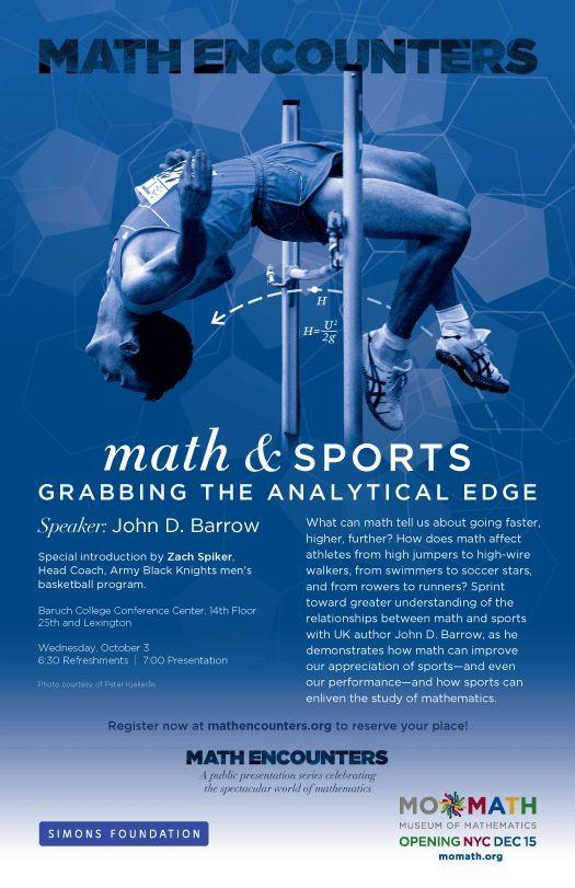 BODV Math Encounters | Math & Sports (DVD)