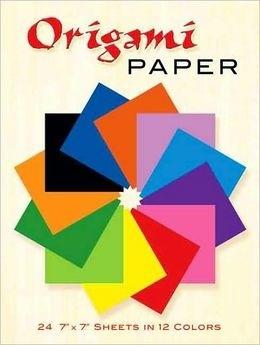 GATO Origami Paper 24 Sheets