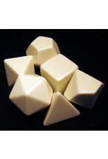 GATO Blank Polyhedral Dice Set