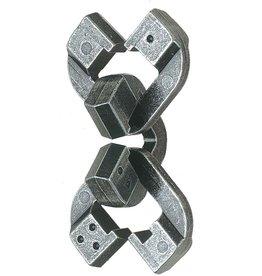 PUZZ Hanayama Chain Puzzle | Level 6