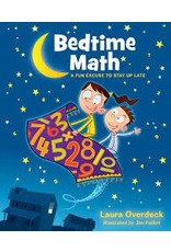 BODV Bedtime Math Book - Dark Blue