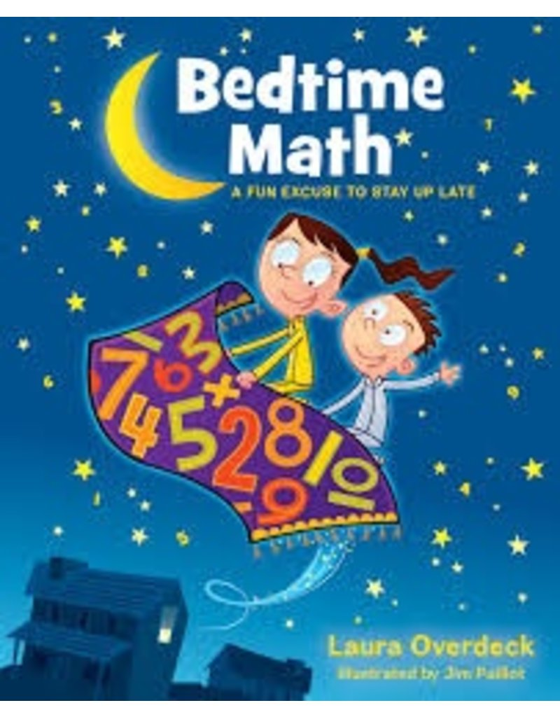 BODV Bedtime Math Book