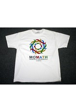 APPA/ACCES MoMath Lambda White Adult T-Shirt