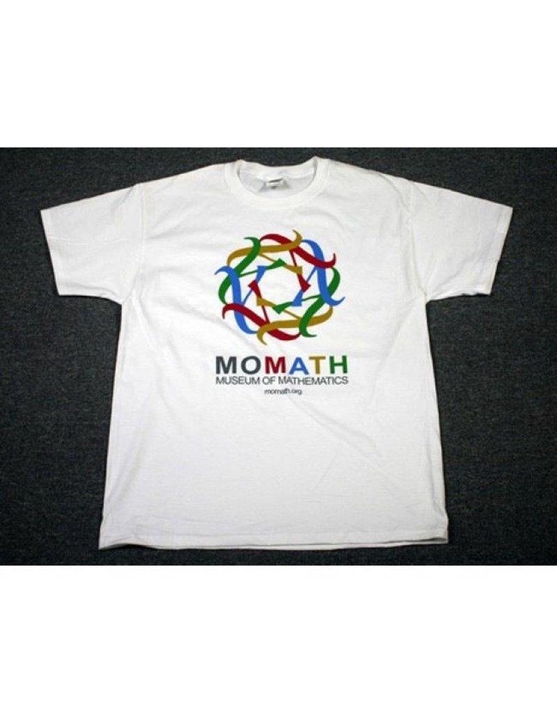 APPA MoMath Lambda White Adult T-Shirt
