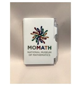 GIFT MoMath Mini Notepad