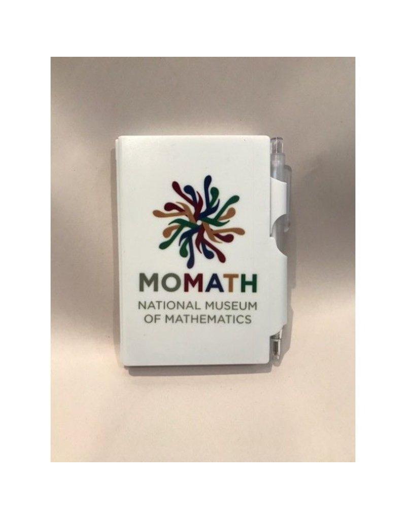 GIFT MoMath Mini Notepad