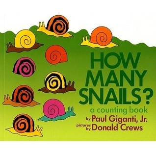 BODV How Many Snails? A Counting Book