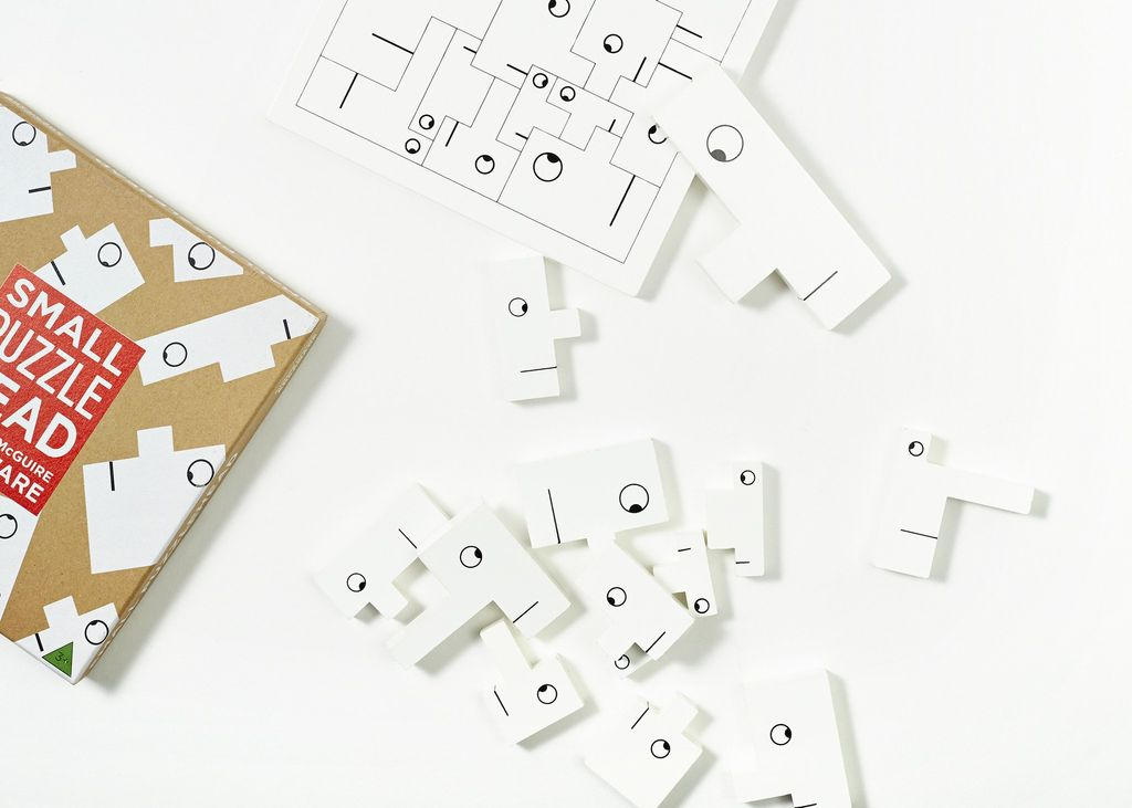 GATO Puzzle Head (small)