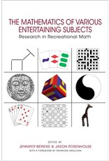 BODV The Mathematics of Various Entertaining Subjects, Volume 1