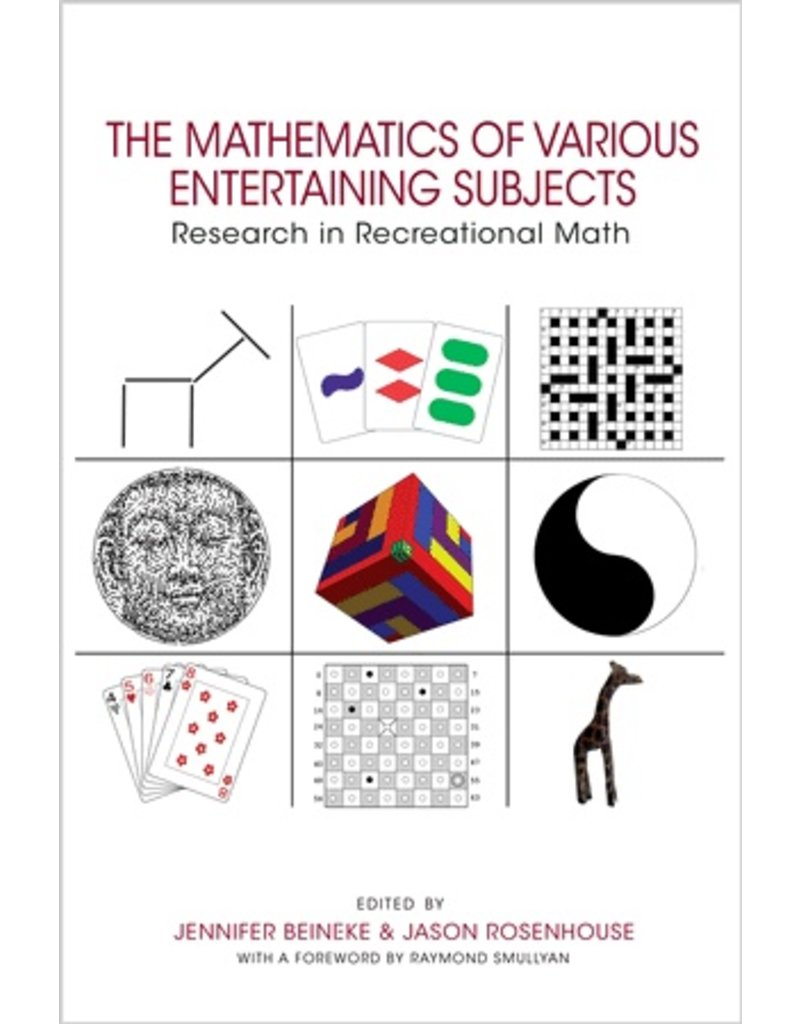BODV The Mathematics of Various Entertaining Subjects