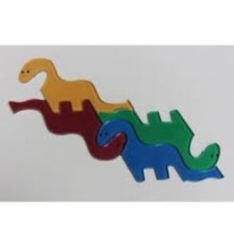 TRIN Dinosaur Magnets (Set of 4)