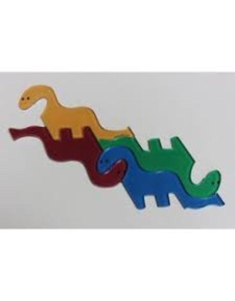 TRIN Dinosaur Magnets (Set of 4)