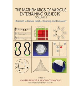 BODV The Mathematics of Various Entertaining Subjects, Volume 2