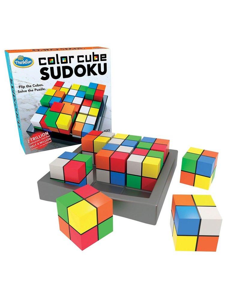 GATO Color Cube Sudoku