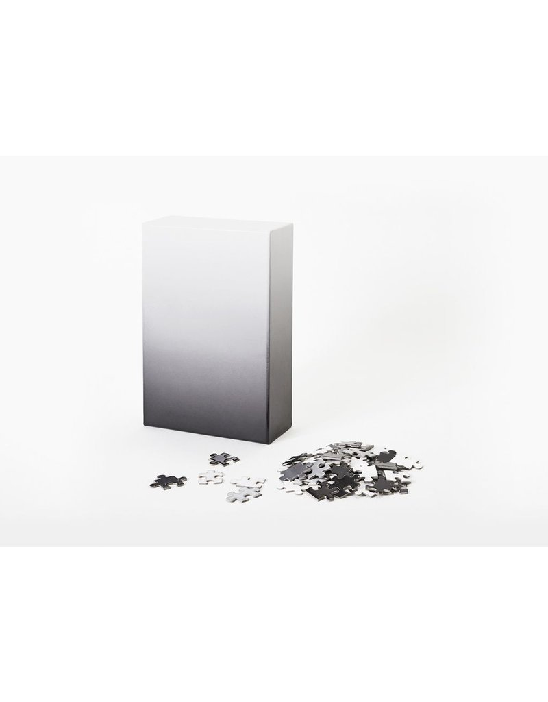 PUZZ Gradient Puzzle - Gray/White