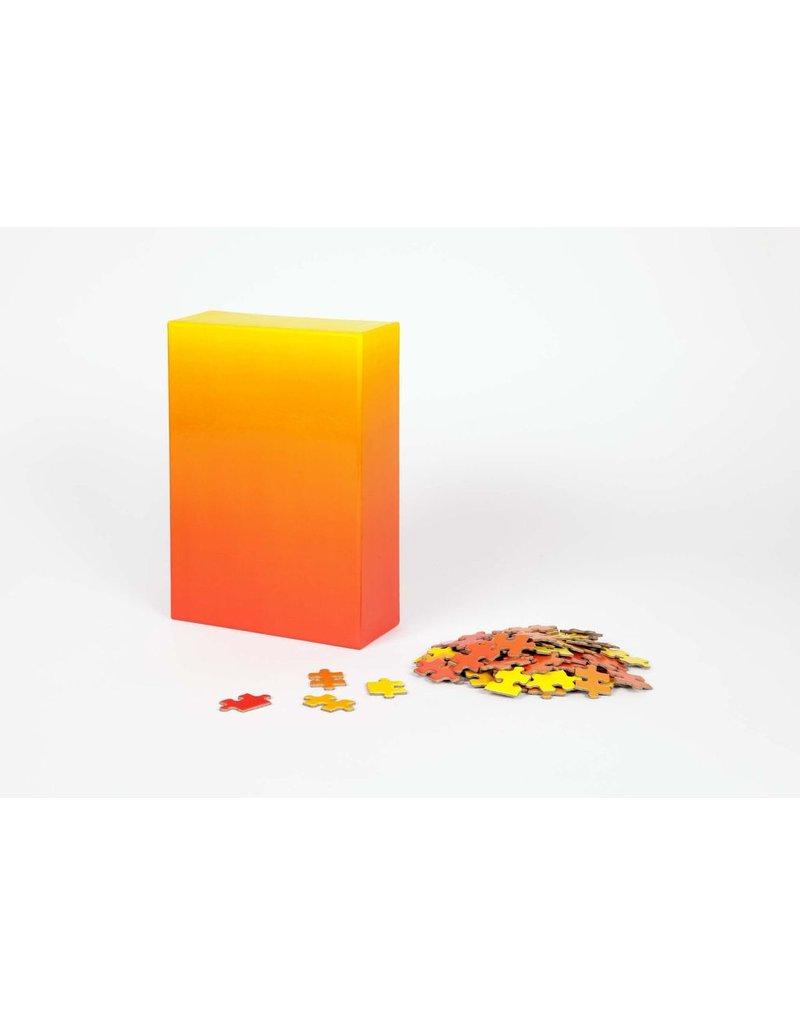 GATO Gradient Puzzle - Red/Yellow