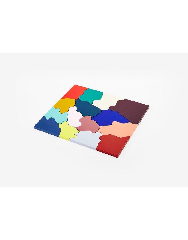 HOME Color Puzzle