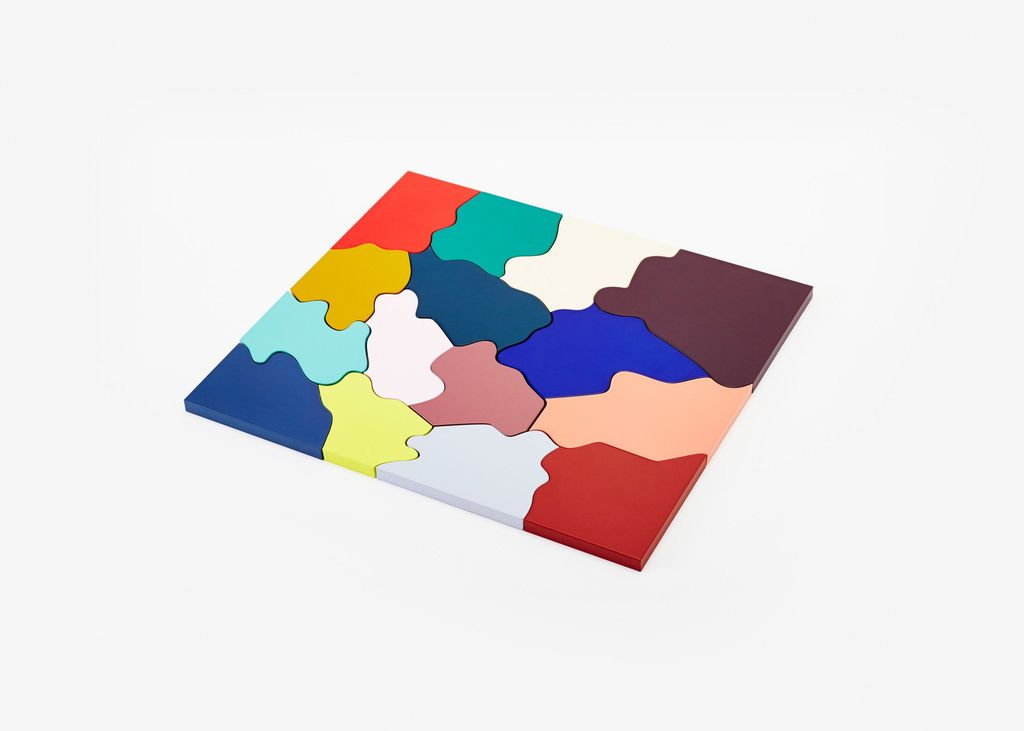HOME Color Puzzle