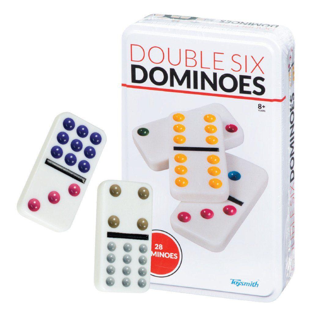 GATO Double Six Dominoes