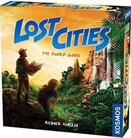 GATO Lost Cities Board Game
