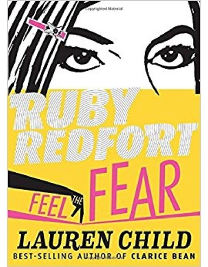 BODV Ruby Redfort: Feel the Fear