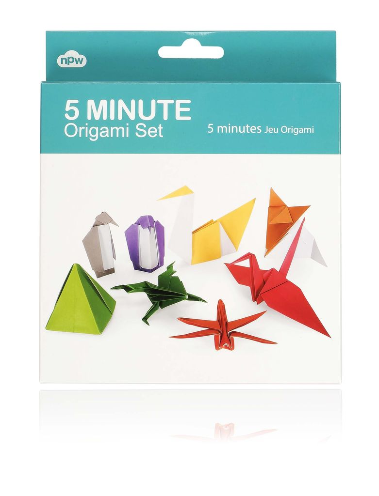 GATO 5 Minute Origami Set