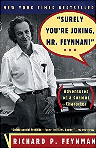 "BODV ""Surely You're Joking, Mr. Feynman!"""