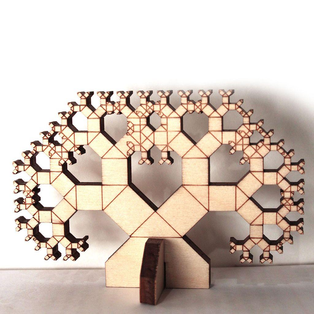 GATO The Wooden Geometree