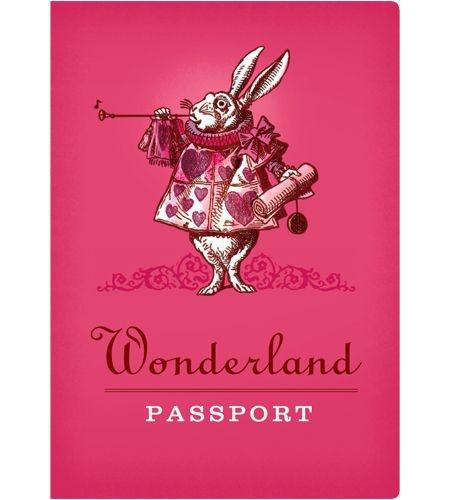 GIFT Wonderland Passport Notebook