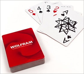 GATO Wolfram Mathematica Playing Cards