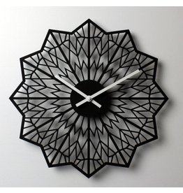 HOME Web Wooden Wall Clock | Nygaard Design