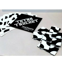 GATO MoMath Tetra Truchet Tiles