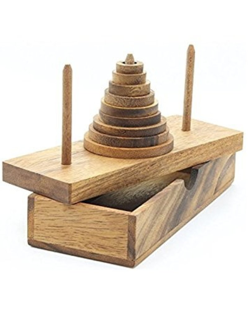 GATO Tower of Hanoi