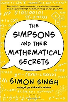 BODV The Simpsons and Their Mathematical Secrets