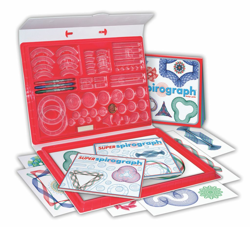 GATO The Original Spirograph: Super Kit