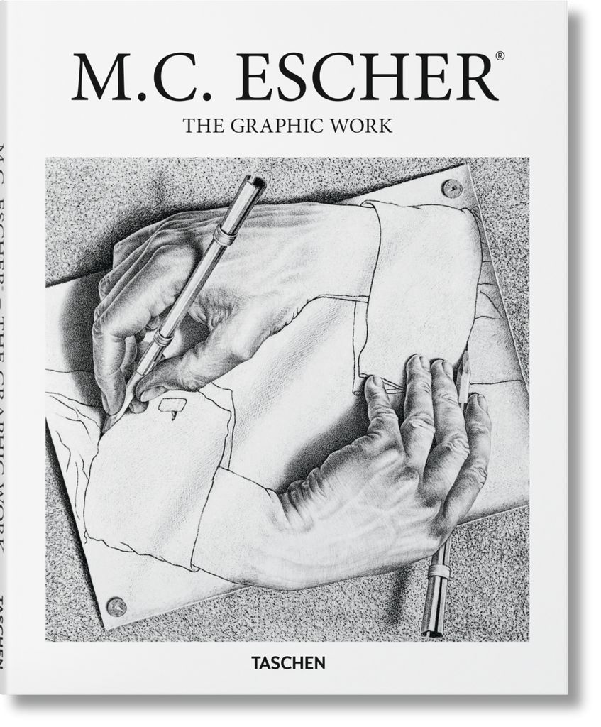 BODV M.C. Escher | The Graphic Work