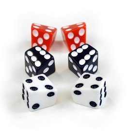 GATO The Dice Lab | Skew D6 Dice