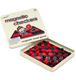GATO Magnetic Checkers