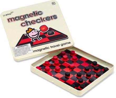 GATO Magnetic Checkers