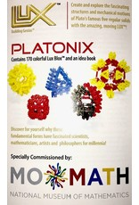 GATO MoMath Platonix Build Set - 170 Piece Set