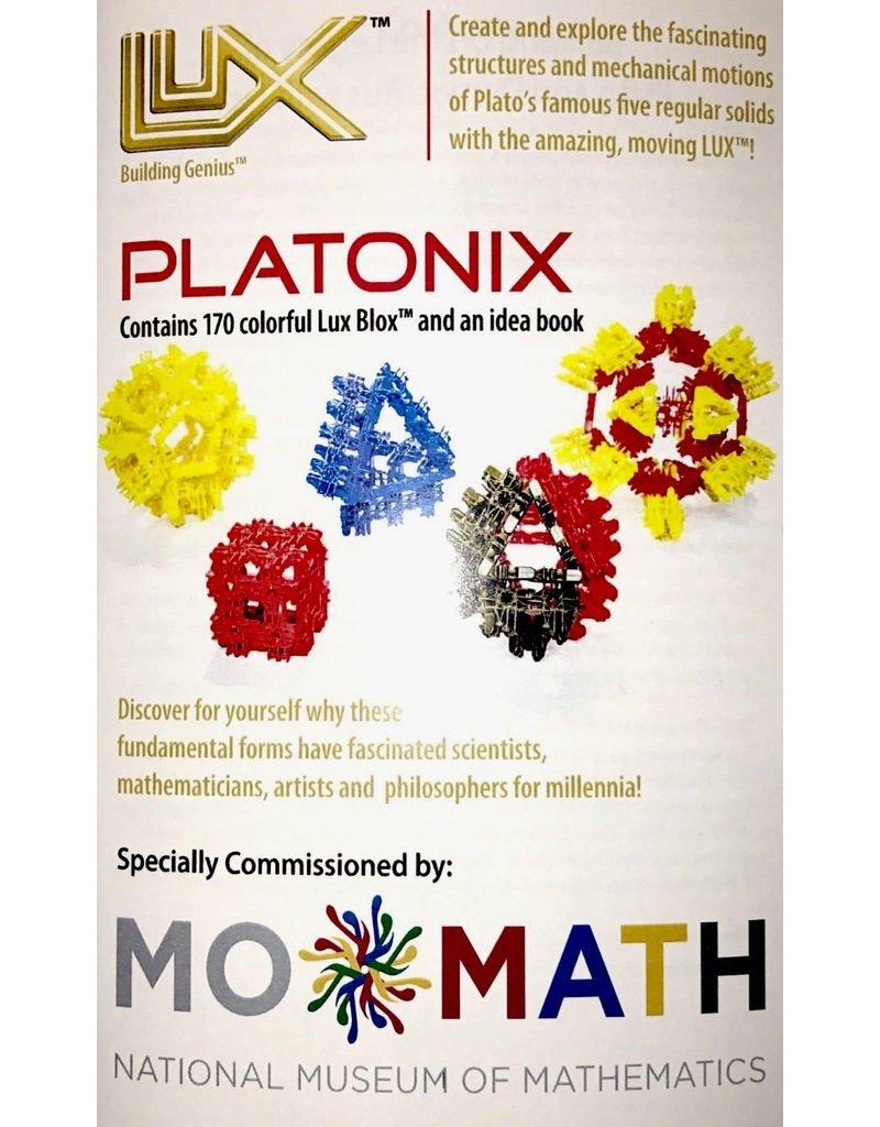GATO MoMath Platonix Build Set - 170 Piece Set
